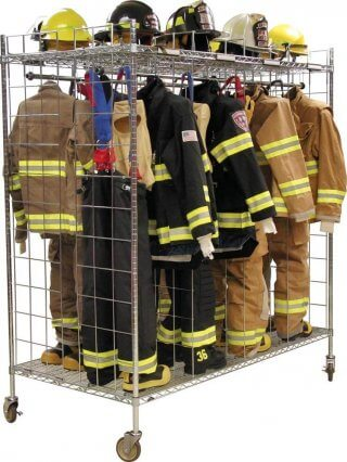 mobile ready rack - double sided